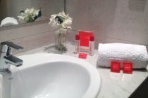 Bagno dell´hotel medium sitges park