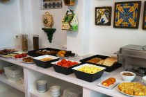 Buffet Breakfast at the hotel medium romàntic