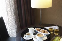 Room Service del hotel medium valencia