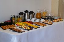 Coffee Break de l´Hotel medium sitges park