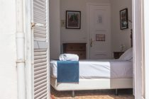 Double room with Terrace of the hotel medium romàntic