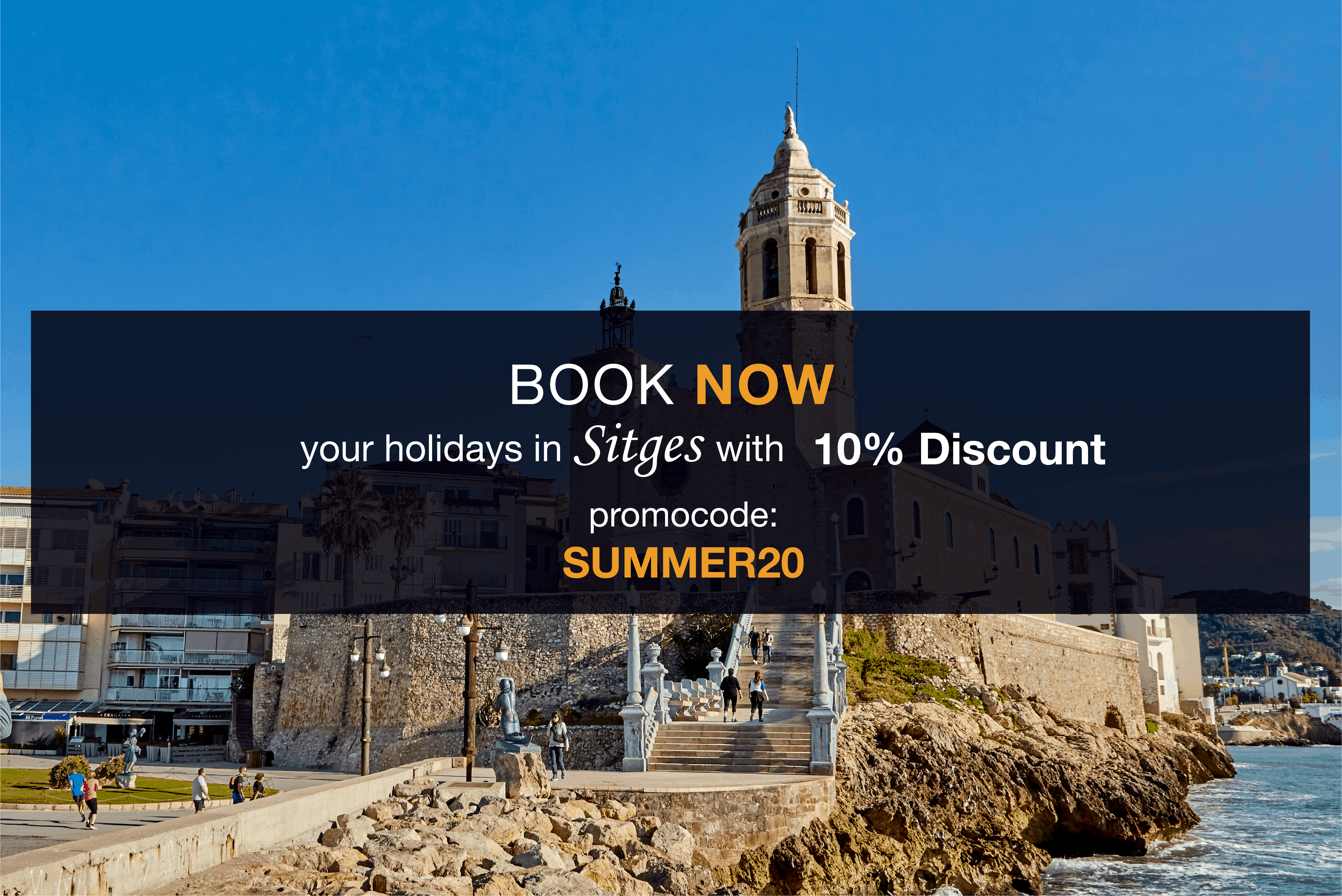 summer offer sitges